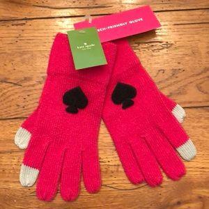 Kate Spade ♠️ Tech Friendly Gloves